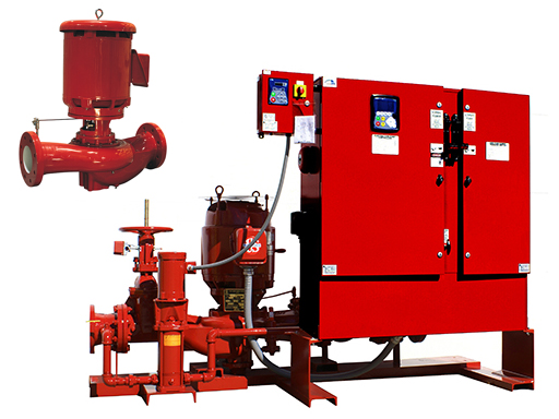 Wiring Diagram Jockey Pump : In line fire pumps xylem applied water systems united