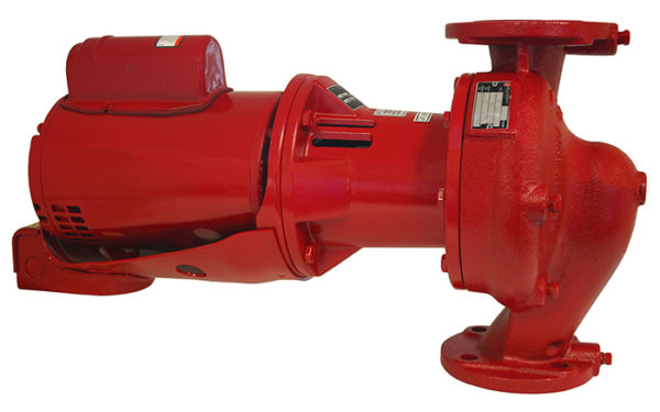 Series e-60 Small Flex Coupled In-Line Centrifugal Pumps