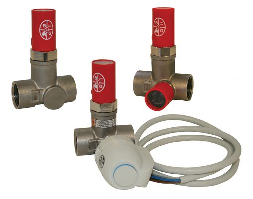 Thermostatic Balance Valves – Temp Setter™