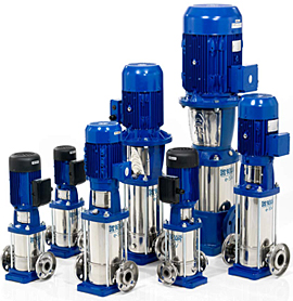 e SV Jockey Pumps