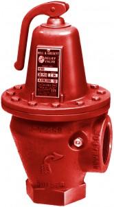 ASME Relief Valve Model 3301