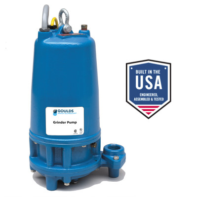 1GD Dual Seal Submersible Grinder Pumps