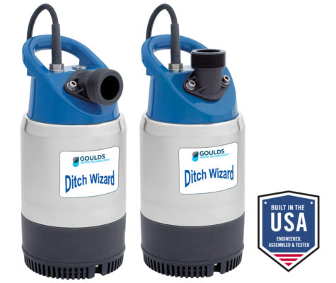 2DW Submersible Dewatering Pump