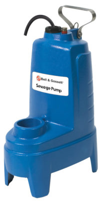 Submersible Sewage Pump – 2WC