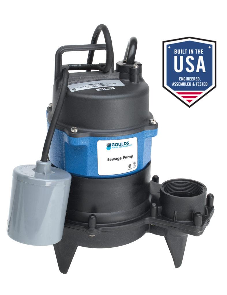 3872 Ww Series Sewage Pumps Xylem Applied Water