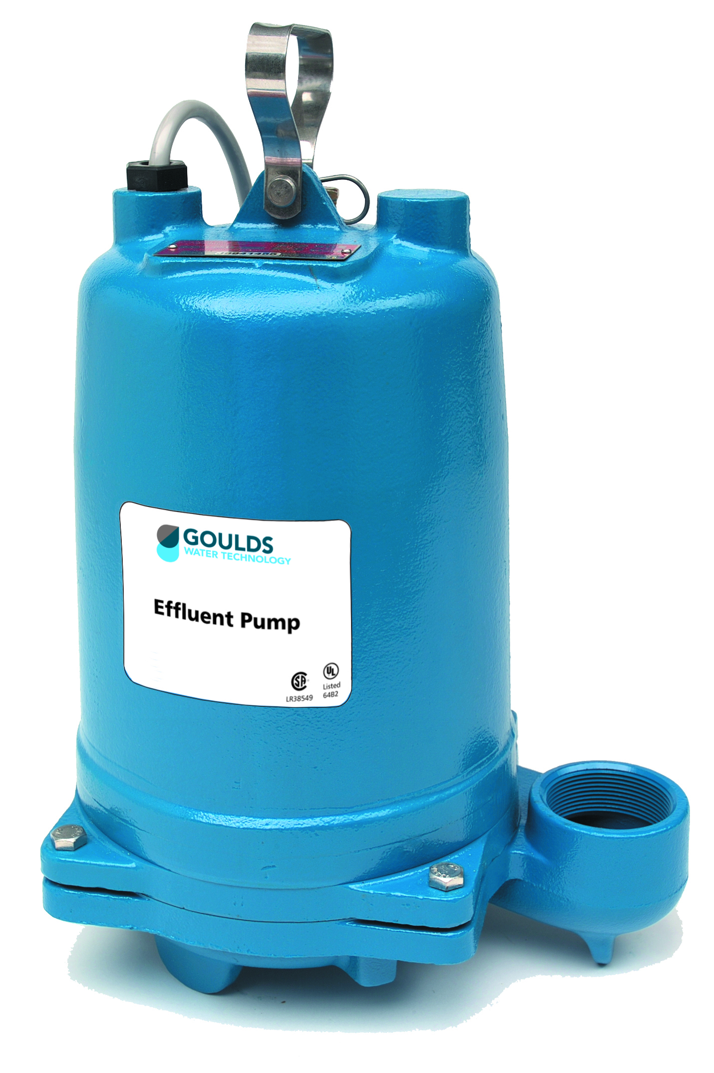 3885 – WE Series Submersible Effluent Pump