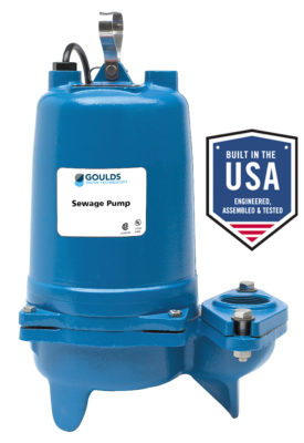 3887BF – WS BF Series Sewage Pumps