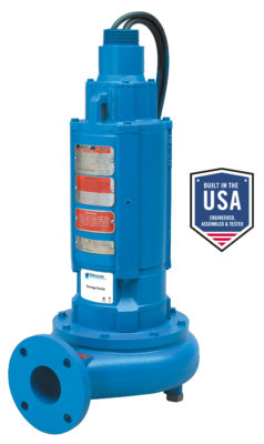 3SDX – Explosion Proof 3″ Sewage Pump