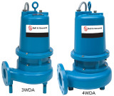 Bell and Gossett 3WDA-4WDA submersible pumps