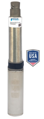 5 & 7 GPM G Slimline Submersible Pumps (1/2 to 1 1/2 HP)