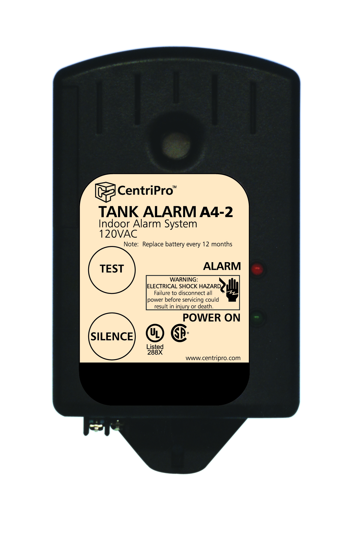 A4-2 (AB Alarm with Battery Backup)