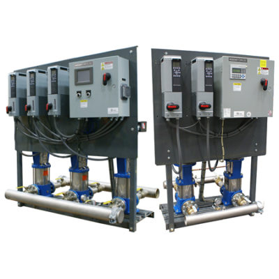 Aquaforce Variable Speed Pump Station Xylem Applied