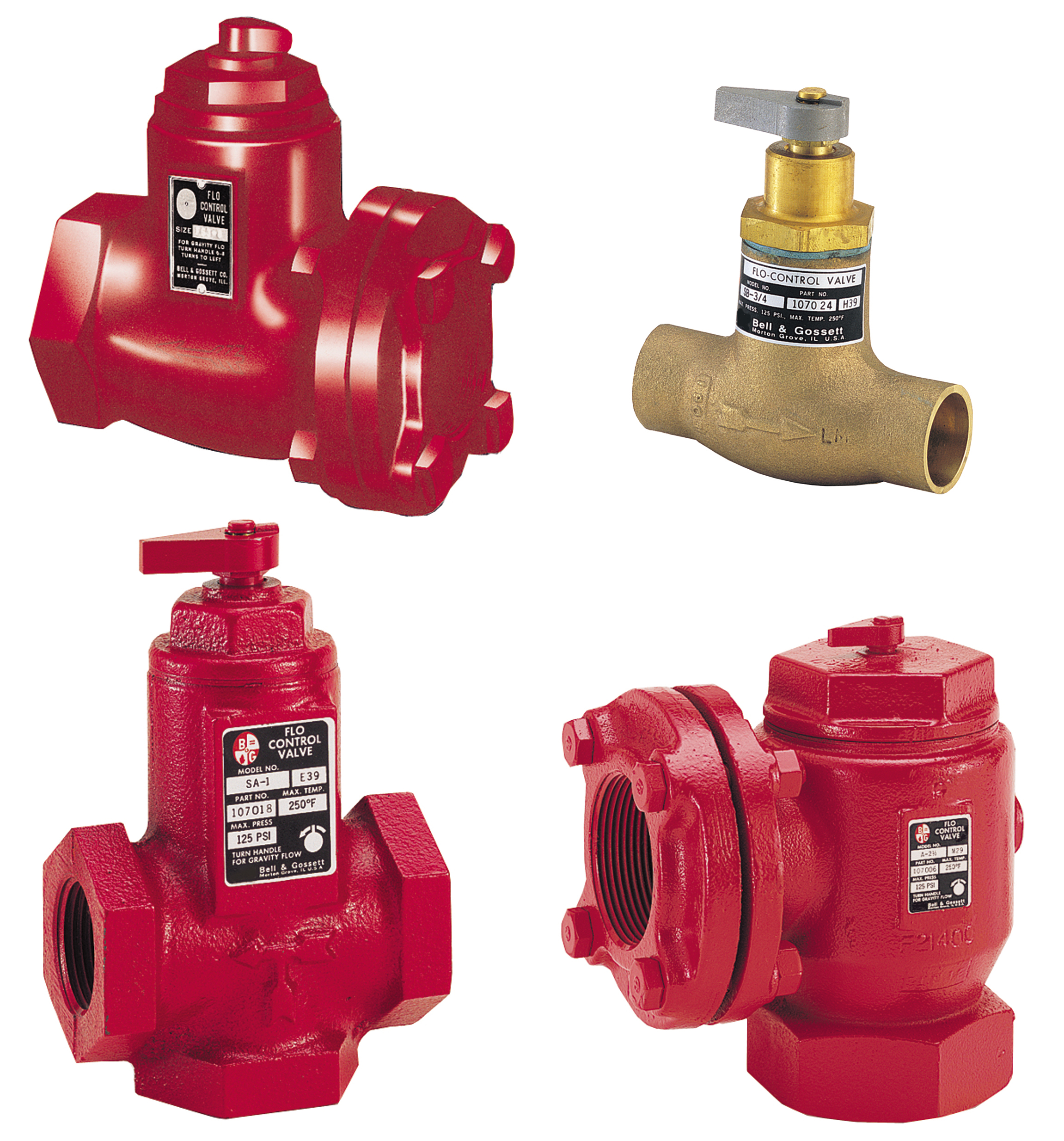 Water Flow Control Valve >> Flo Control Valves Xylem Applied Water Systems United States