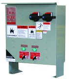 B&G Domestic Pump Series Consolitrol Control Panel