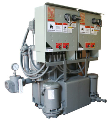 Vacuum-Condensate Return Pump Series VCD