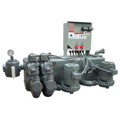 Vacuum Heating Pump Series VL/VLS