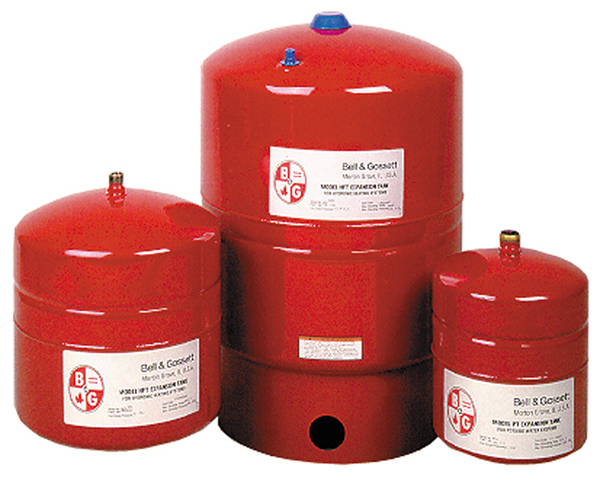 Potable Water Diaphragm Expansion Tanks – Non-Code (PT)