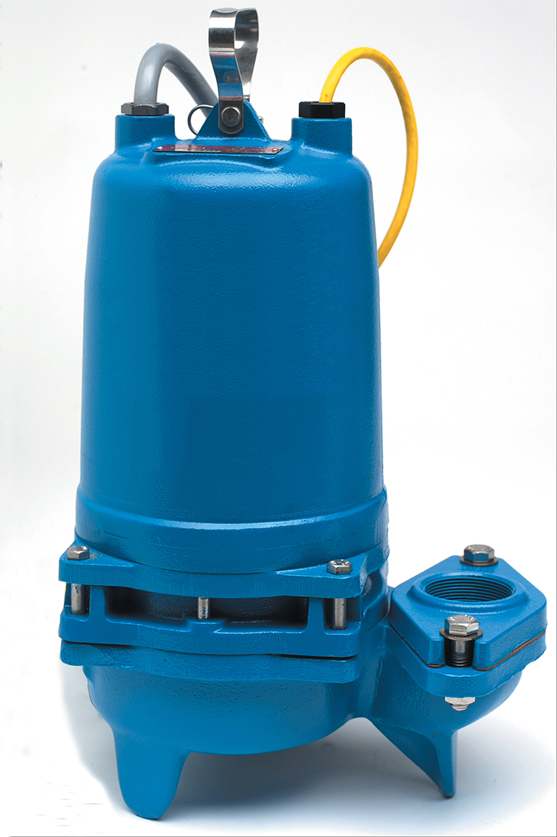 Submersible Non-Clog Sewage Pump – 2DWC