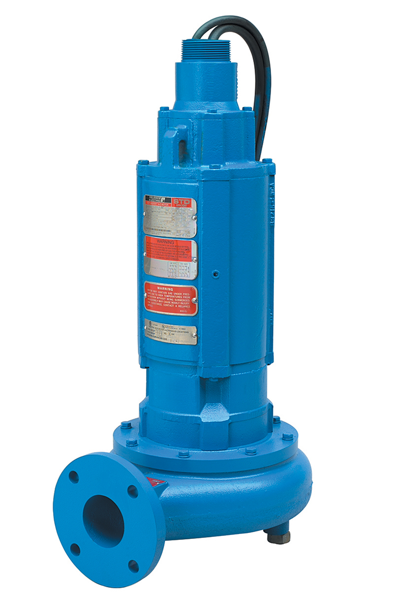 Explosion Proof Submersible Sewage Pump – 3XWS, 4XWS