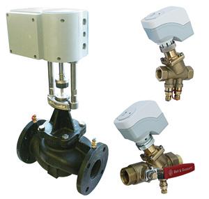 Pressure Independent Control Valves – Ultra Setter™