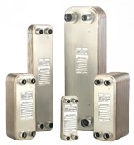 Brazed Plate Heat Exchanger LP