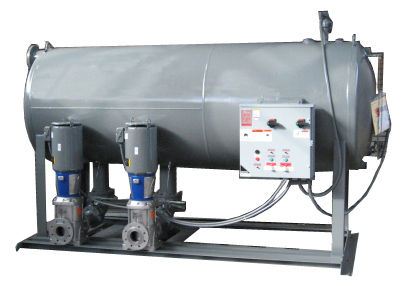 Domestic Boiler Feed Unit CMED