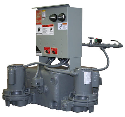 Boiler Feed Series CM