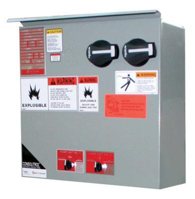 Consolitrol NEMA 4 or 12 UL Control Panels