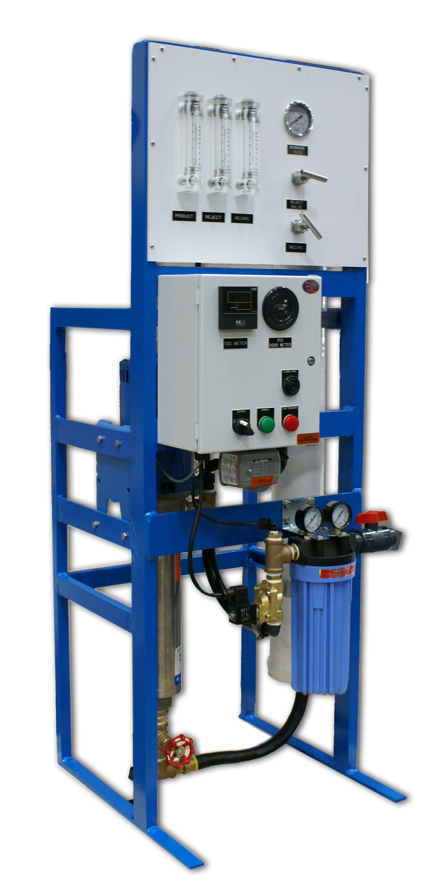 gro es series reverse osmosis systems xylem applied