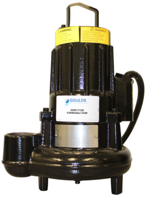 GFK Series Submersible Sewage Pump