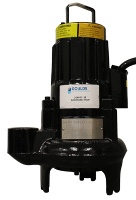 GFV Series Submersible Sewage Pump