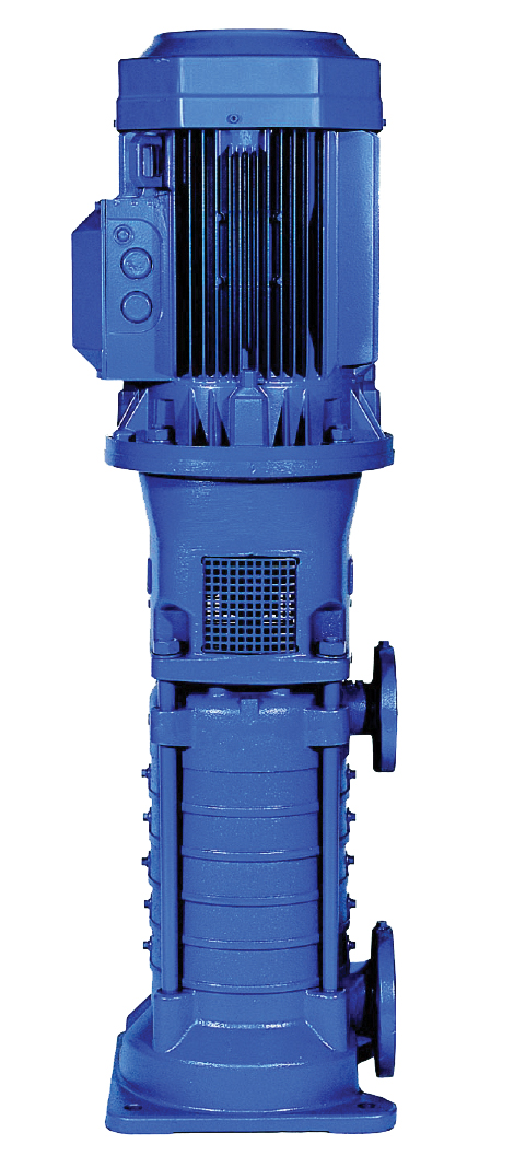 Mpvn High Pressure Multi Stage Pumps Xylem Applied Water