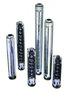 L Series Submersible Pumps For 6 And Larger Wells 3 60