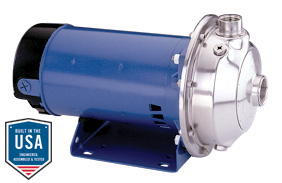 MCS Stainless Steel Pumps