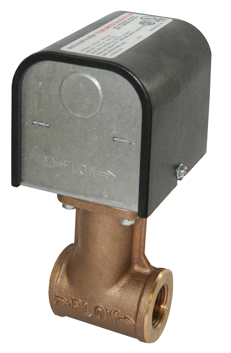 Series FS4-3T General Purpose Liquid Flow Switches