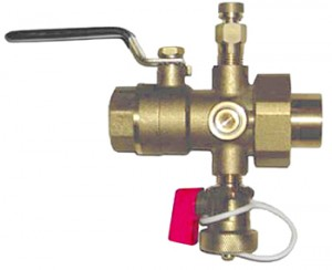 Model UBV Ball Shut-Off Valve