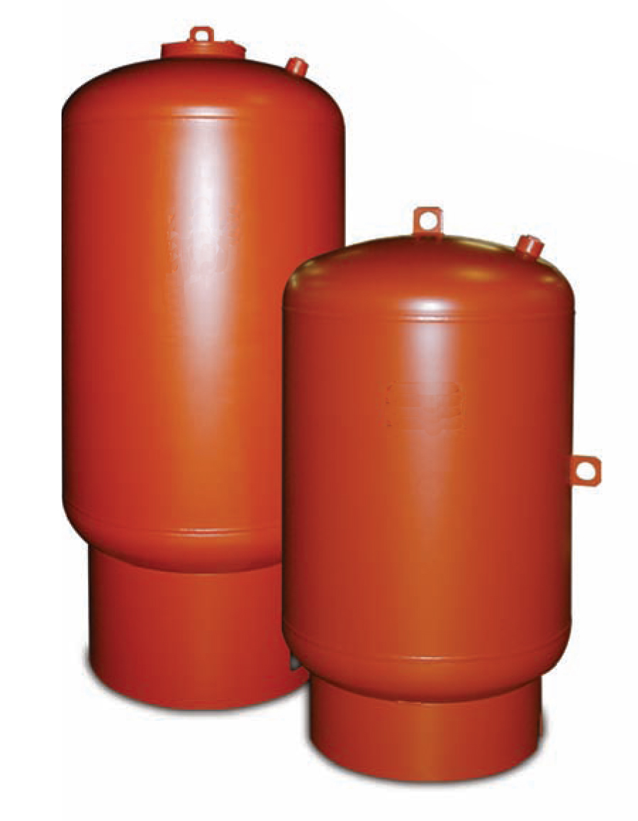 Potable Water Diaphragm Expansion Tanks - ASME (PTA) - Xylem