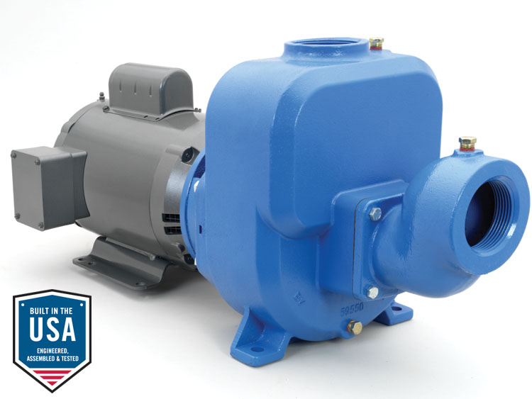 Prime Line SP, SPM & SPH Series Pumps - Xylem Applied Water Systems on