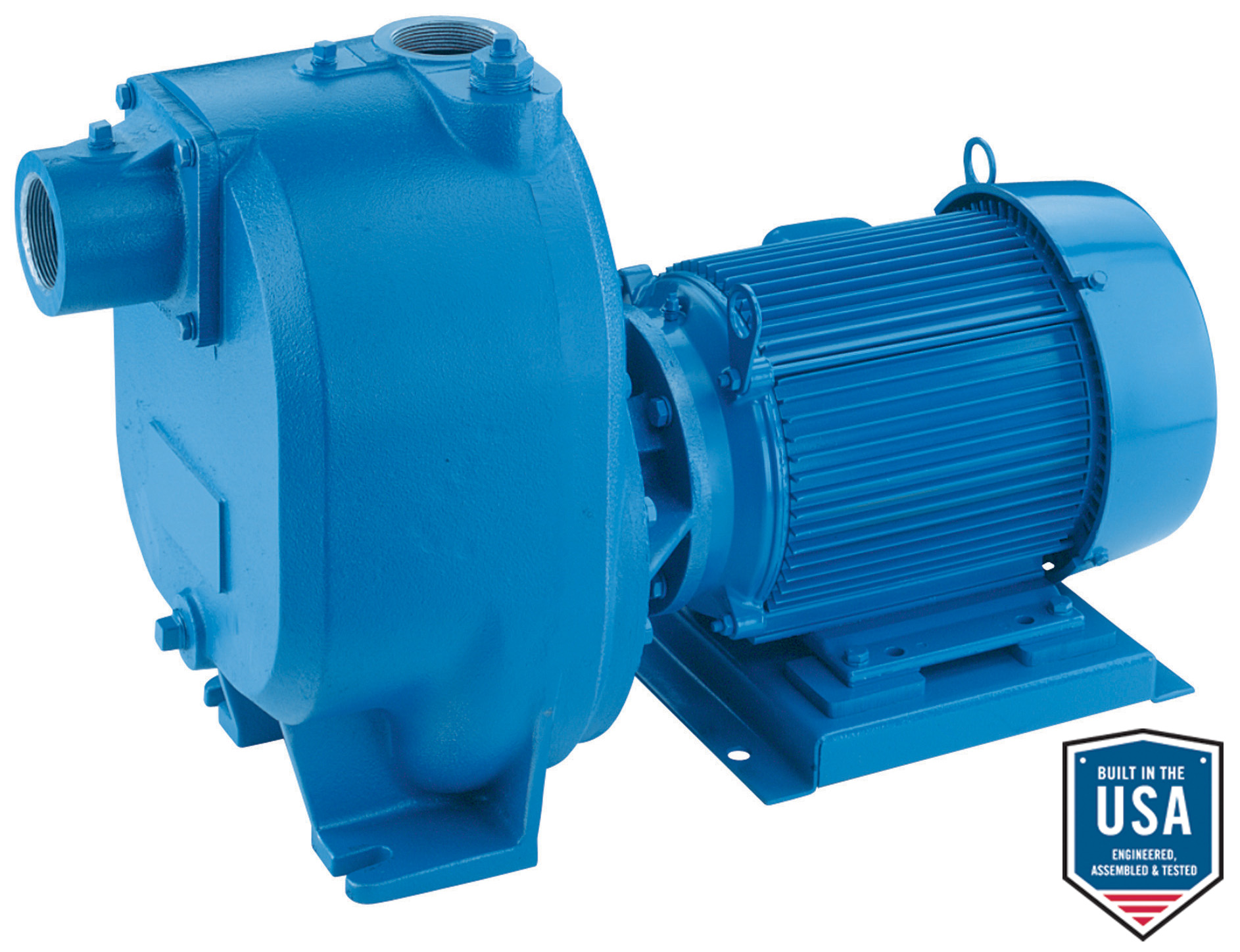 Marlow Series Prime Line Self-Priming Pumps