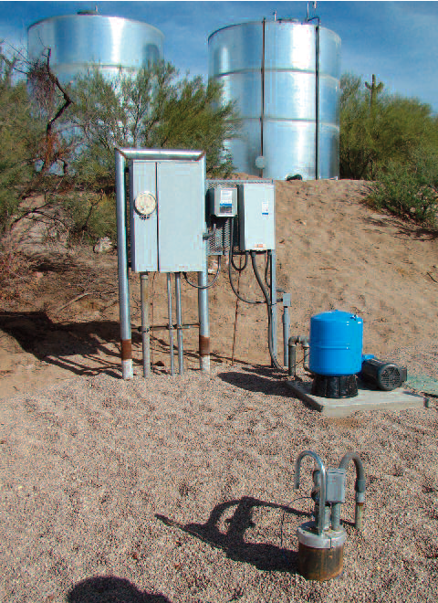 Goulds Water Technology Keeps The Water Running