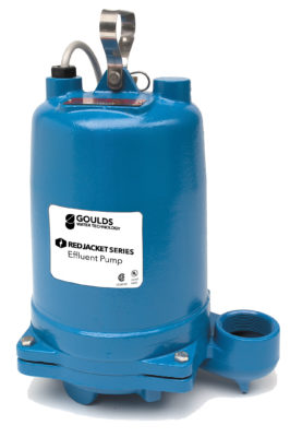 2ep Submersible Effluent Pump Xylem Applied Water