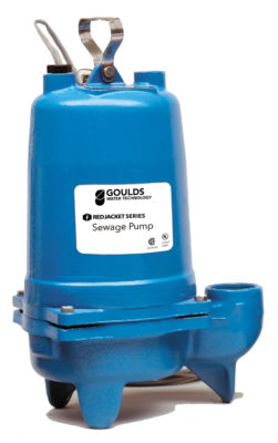 2WS B Submersible Sewage Pump