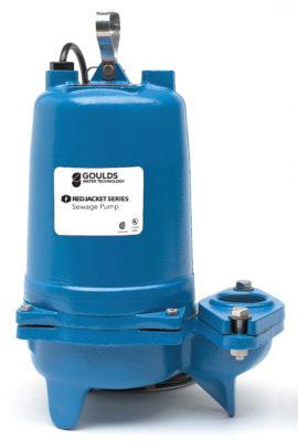 2WS BHF Sewage Pump
