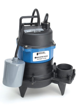 2WW Submersible Sewage Pump