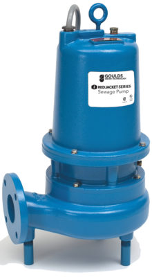 3WS Submersible Sewage Pump