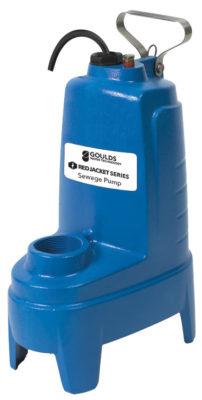RVW Submersible Vortex Sewage Pump