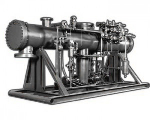 S1000R – single-bank, balanced-flow packaged Steam condensers