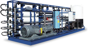 Seawater Desalination Systems