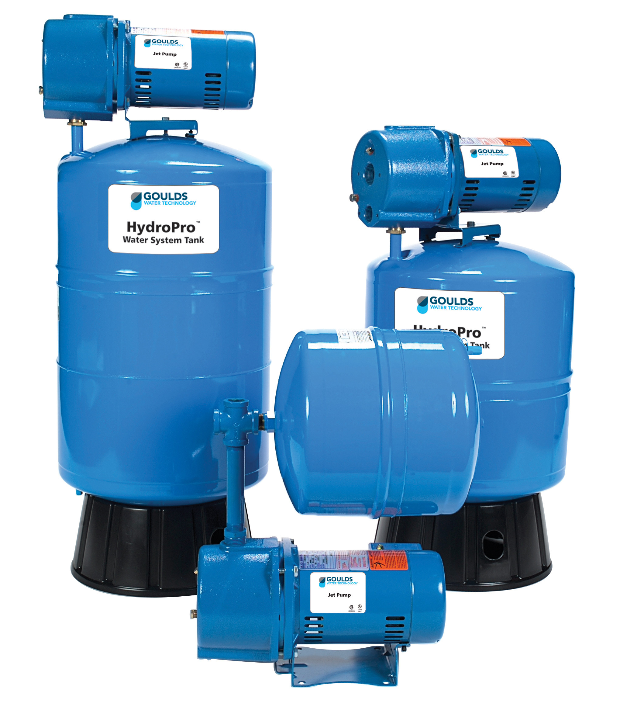 JRS/JRD – Combined Jet Pump Tank Packages - Xylem Applied Water ...