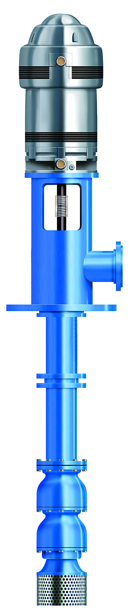 VIT – Short Set Lineshaft Turbine Pumps